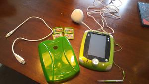Leap Pad 2 with games and accessories