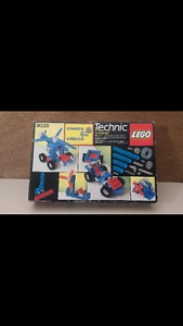 Old lego new in the box