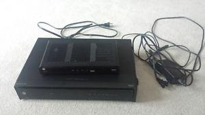 Pvr and cable box