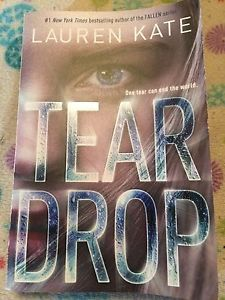 Tear Drop by Lauren Kate book 1 and 2
