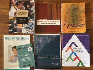 Textbooks!