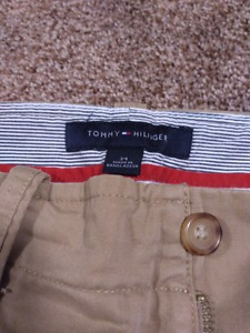 Tommy Hilfiger Size 34 2 Pairs