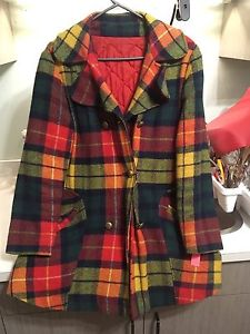 Vintage (Wool?) Jacket