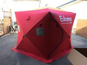 Wanted: Eskimo Ice shack