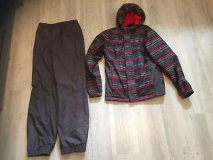 XMTN Spring/Fall Splash Suit