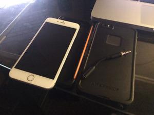 iPhone 6 Plus 16gb Unlocked Bundle