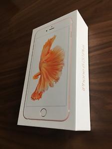 iPhone 6S Plus 32GB Rose Gold (unlocked)