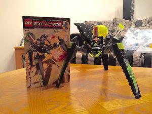 lego exoforce and lego transformer