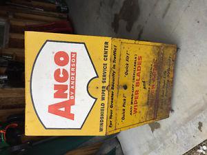 's Anco Windshield Wiper Disply