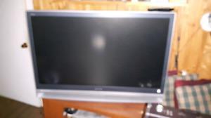 46 inch Sony wega tv