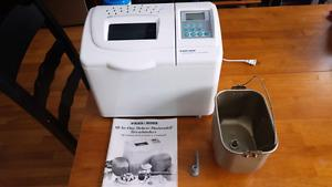 Black and decker breadmaker