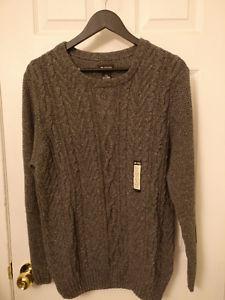 *Brand New* Haggar Dark Grey Sweater