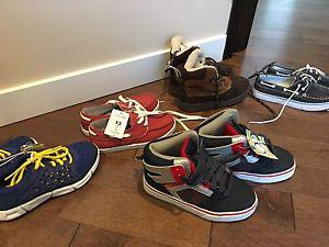 Brand new with tags boys' shoes size 13