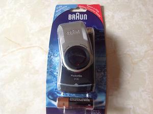 Braun Pocket Go Shaver - Have 2 - $20 EACH