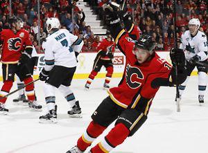 Calgary Flames - Round 1 Playoffs - Center Ice!!