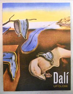 Dali: Up Close Paperback Book From Winnipeg Art Gallery