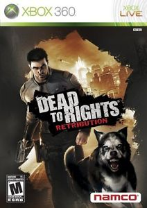 Dead To Rights: Retribution (Xbox 360)