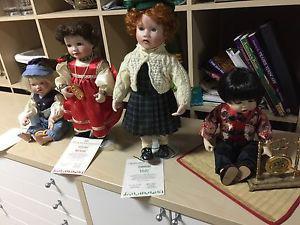 Edwin M. Knowles China Dolls