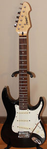 Electric Guitars all Including 7 or more Accessories