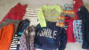 Girls Size 7-8 Clothing Lot