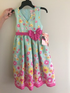 Girls size 7-8 Dress - never worn, still has tags