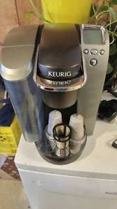Keurig k70 platinum brewer In excellent condition