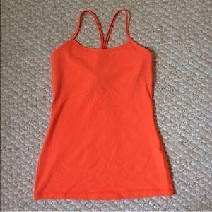 Lululemon Power Y-tank - Size 6 - Retails for $54!!
