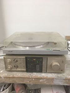 Pioneer Amp and Free Turntable