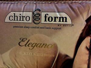 Queen Size Mattress Double Pillow Top $180 or best offer