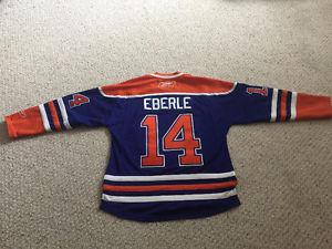 Replica Eberle Jersey just in time for Playoffs