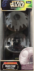 Star Wars Death Star and Darth Vader Action Figure