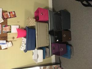 Storage boxes and totes for sale