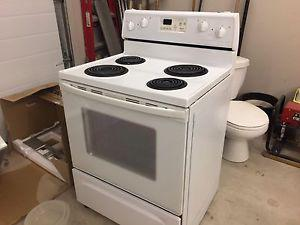 Stove and built in microwave
