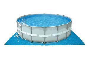 Swimming Pool (16' Above Ground)