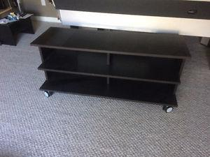TV display unit and storage centre