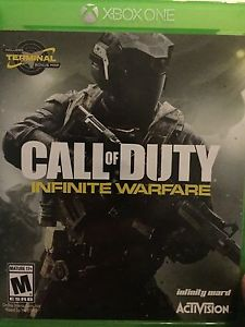 Trade cod for NHL 17 Xbox 1