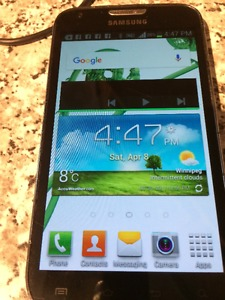 Unlocked Samsung Touch Screen Cell Phone Forsale