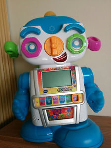 VTech Cogsley Learning Robot - clean, perfect working