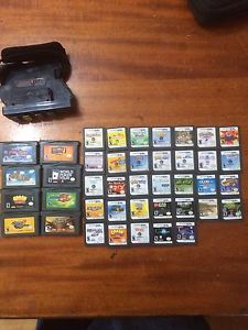 Wanted: 41 Nintendo ds games 120$obo