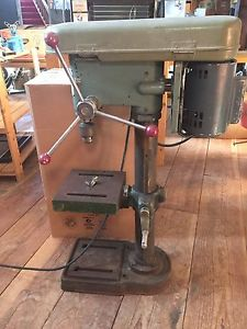 Wanted: Drill press