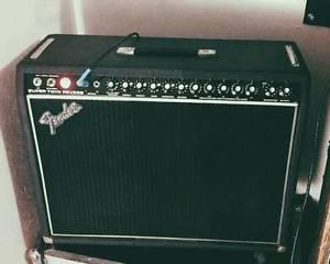 Wanted: Fender Super Twin Reverb