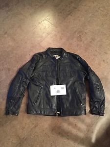 Wanted: Harley Davidson motor cycle jacket.