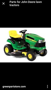 Wanted: Looking for a used ride on mower