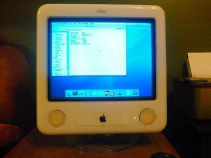 eMac G4 chipset, 512m ram
