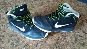 kids Nike Basketball Shoes Size 2