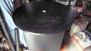 round table, coffee table, game table