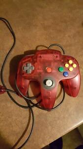 selling an original n64 controller for 25 dollars