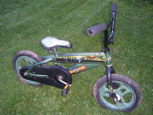 14 inch Toy Story bike for sale..