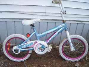 16 inch Girls Supercycle bike for sale..
