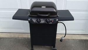 2 BURNER BBQ IN GOOD CONDITION 1 YEAR OLD